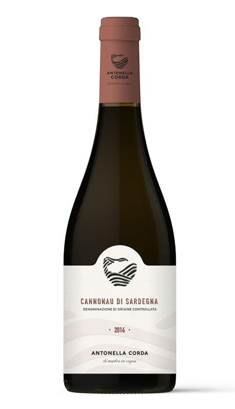 Cannonau di Sardegna Antonella Corda