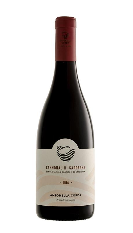 I vini Antonella Corda - Cannonau di Sardegna Antonella Corda