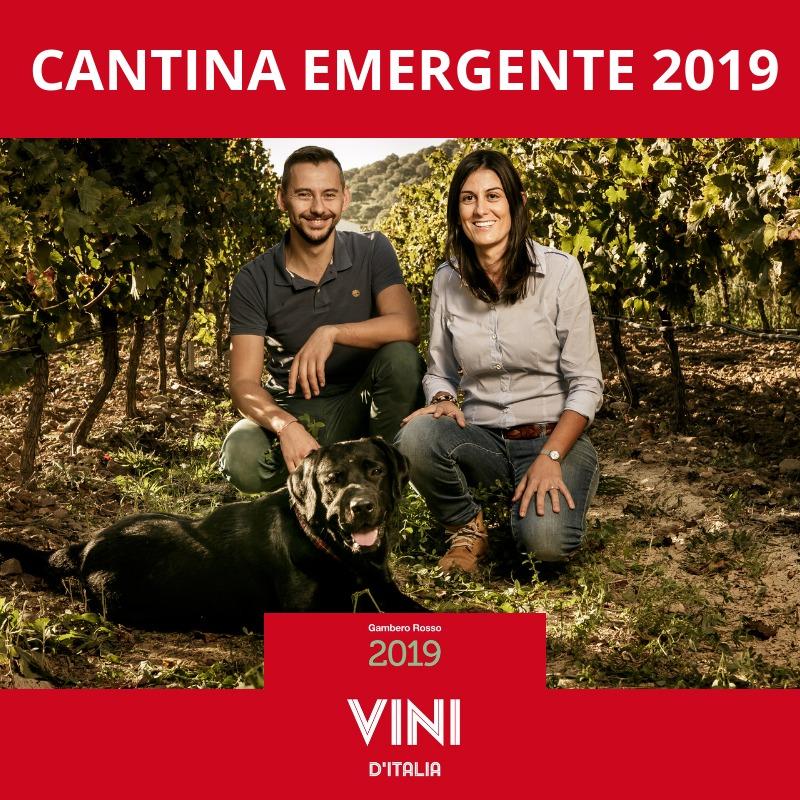 Cantina Emergente 2019 - Antonella Corda